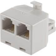GE Duplex In-Wall Adapter