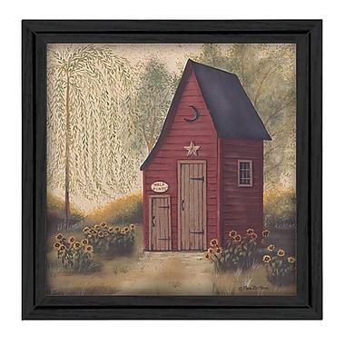 TrendyDecor4U Folk Art Outhouse-12