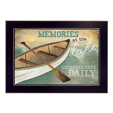 TrendyDecor4U Memories at the Lake -18