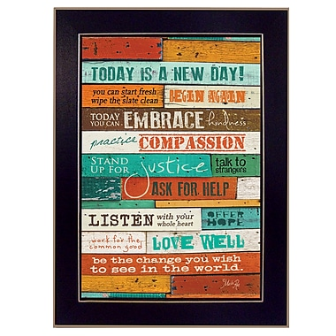 TrendyDecor4U A New Day -8.5