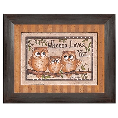 TrendyDecor4U Whoooo Loves You -16