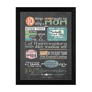 TrendyDecor4U Reminders from Mom -12