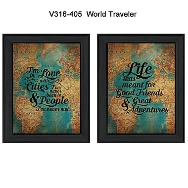 TrendyDecor4U World Traveler -2