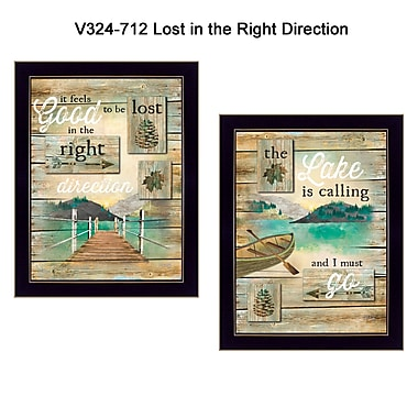 TrendyDecor4U Lost in the Right Direction-2