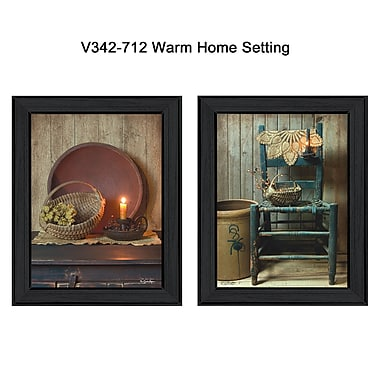 TrendyDecor4U Warm Home Setting-12