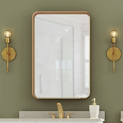 Corrigan Studio Rectangle Accent Mirror