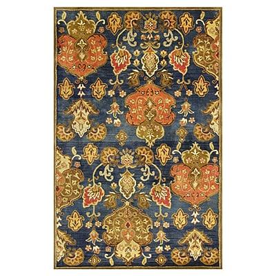 Charlton Home Blarwood Tapestry Area Rug; Rectangle 5' x 8'