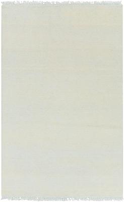 Corrigan Studio Yermo Sea Foam Area Rug; Rectangle 6' x 9'