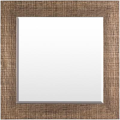 Corrigan Studio Square Polystyrene Wall Mirror