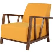 Corrigan Studio Abrams Armchair; Sunset Gold