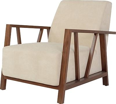 Corrigan Studio Abrams Armchair; Ivory
