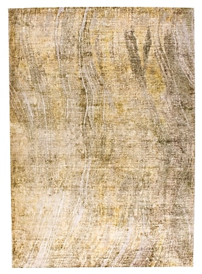 M.A. Trading Reno Hand-Woven Green Area Rug; 9' x 12'