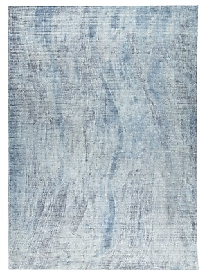 M.A. Trading Reno Hand-Woven Soft Gray Area Rug; 8' x 10'