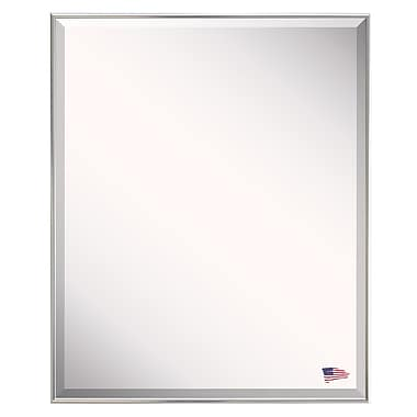Darby Home Co Rectangle Wall Mirror; 26'' H x 22'' W x 0.19'' D