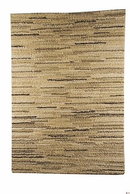 M.A. Trading Mat Mix Hand-Woven Beige/Brown Area Rug; 8'3'' x 11'6''