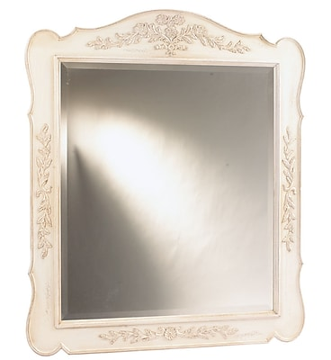 French Heritage Normandy Accent Wall Mirror