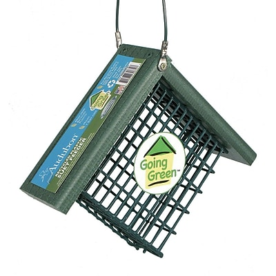 Woodlink Audubon Suet Bird Feeder (WYF078280162798) photo