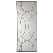 Ren-Wil Alika Framed Rectangular Full Length Wall Mirror