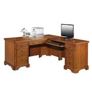 Alcott Hill Chester L-Shape Executive Desk
