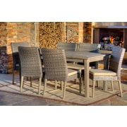 W Unlimited Winchester 7 Piece Dining Set w/ Cushions