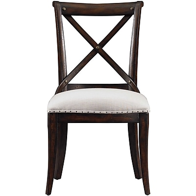 Canora Grey Howell Side Chair; Distressed Terrain