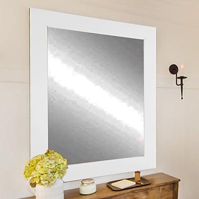 BrandtWorksLLC Entry Way Accent Wall Mirror; 50'' H x 32'' W x 0.75'' D