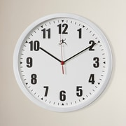 Symple Stuff 11'' Second Hand Wall Clock