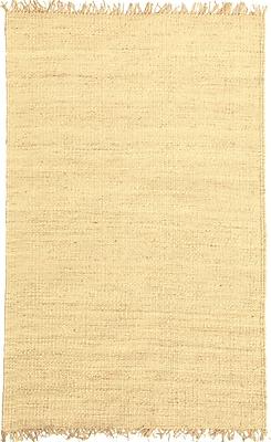 August Grove Ephemerine Bleach Area Rug; 9' x 13'