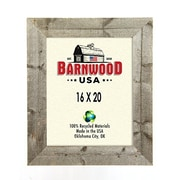 BarnwoodUSA Rustic Wooden Picture Frame; 16'' x 20''