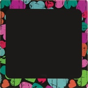 "Quartet® Fashion Chalkboard, 14"" x 14"" (6447415755)"