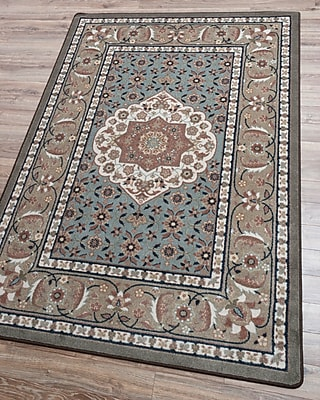 American Dakota Robert Caine Bristol Traveler Area Rug; Rectangle 8' x 11'