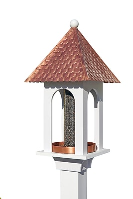 Good Directions Large Seed Capacity Tube Bird Feeder; Extra Large (WYF078280521508) photo