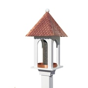 Good Directions Large Seed Capacity Tube Bird Feeder; Extra Large