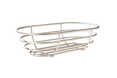 Rebrilliant Bread Basket; Satin Nickel