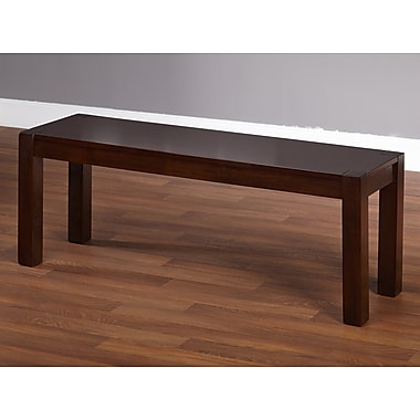 Latitude Run Branch Wood Bench