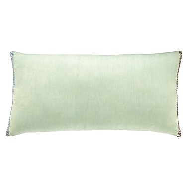 bluebellgray Lomond Linen Lumbar Pillow