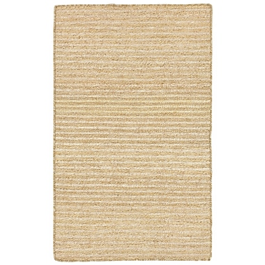 Highland Dunes Blueridge Hand-Woven Neutral Indoor/Outdoor Area Rug; 5' x 7'6''