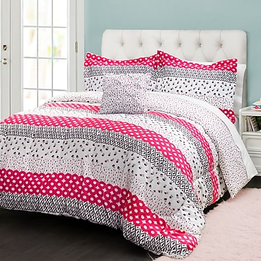 Latitude Run Declan Comforter Set; Full/Queen