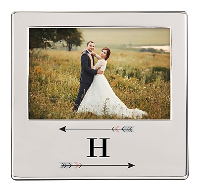 Alcott Hill Arrow Picture Frame; H