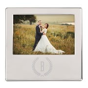 Alcott Hill Crest Picture Frame; B