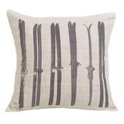 Darby Home Co Paden Ski Printed Throw Pillow