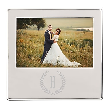Alcott Hill Crest Picture Frame; H