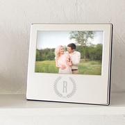 Alcott Hill Crest Picture Frame; R