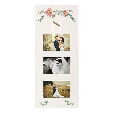 Latitude Run Floral Picture Frame; N