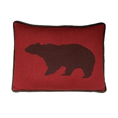 Loon Peak Lopez Knitted Lumbar Pillow