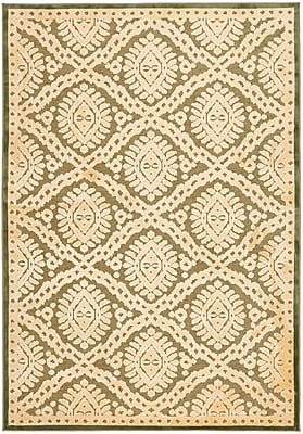 Martha Stewart Rugs Hand-Loomed Dill Area Rug; 2'7'' x 4'