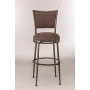 Loon Peak Twin Lakes 30'' Swivel Bar Stool