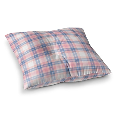 Darby Home Co Roshon Indoor/Outdoor Floor Pillow; 23'' H x 23'' W x 8'' D