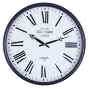 Darby Home Co Adalgar Circular 17.5'' Wall Clock