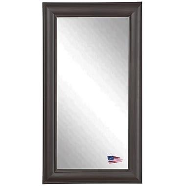 Darby Home Co Rectangle Dark Walnut Tall Mirror
